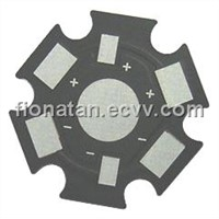 single-sided Aluminum pcb for led