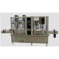 Automatic Powder Filling & Capping Machine