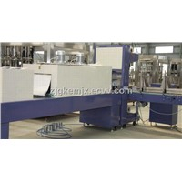 Automatic heat shrink packing machine