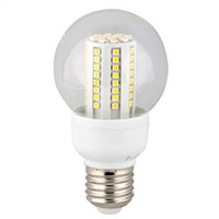 LED Bulb - Clear (B60-80-SMD-WW)