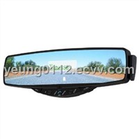 BCK88 Rear View Mirror bluetooth Car Kit with super quality