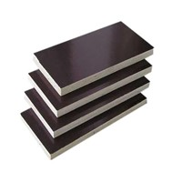Black/Brown Film Faced Plywood