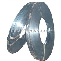 Blue Tempered Packing Strapping