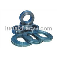 Blue Tempered Steel Packing Strap