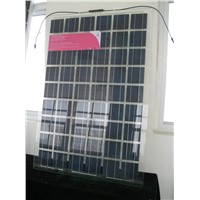 Bouble glass solar panel BIPV 210W
