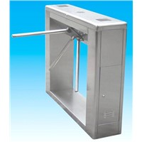 Bridge-Type Right-Angled Tripod Turnstile