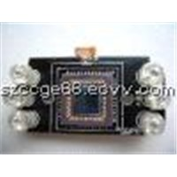 CMOS Board Camera Module with LED