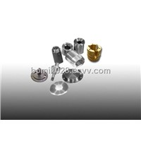CNC machining precision hardware components