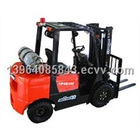 LPG & Gasoline Powered Forklift (CPQD35FR)