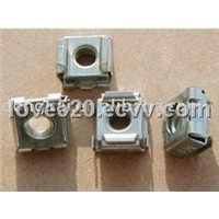 Cage Nut Fits 9.5mm SQ Hole