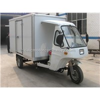 Cargo Tricycle with Sealed Box