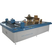 Carton Box Cutting Machine