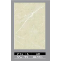 Ceramic wall tile
