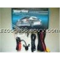 Color car rear view camera