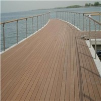 Composite decking / decking materilals / decking