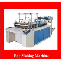 Computer Heat-Sealing and Cold-Cutting Bag-Making Machine