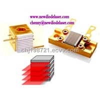 Conductively Cooled Package Vertical Laser Diode Stacks