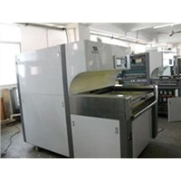 DCE Collimated exposure machine