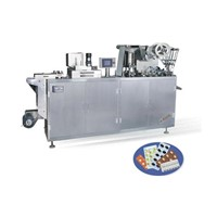 DPP-140A High Sealed Automatic  Aluminum Plastic Blister Packing Machine