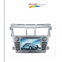 DVD for Toyota Vois Cars