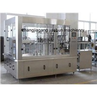 DXGF Automatic 3 in 1 Carbonated Water Filling Machine