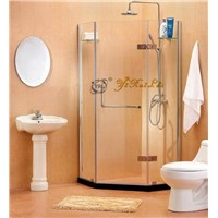 Diamond Shape Shower Enclosure (QD32)