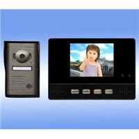 Digital Waterproof Color video doorphone for villa with Photo Taken