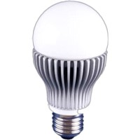 Dimmable globe led light bulb
