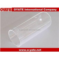 Domed Quartz Tube