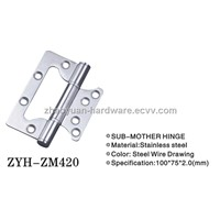 Door Sub-mother Hinge ZYH-ZM420