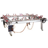 Double-Chuck Pneumatic Stretching Machine (HT1215)