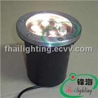 Embedded Stainlees Steel LED Underwater Light/LED Swimming Pool/Led Fountain Light(Fh-Sc160-6w)