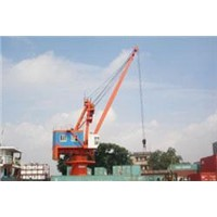 Fixed Container Crane