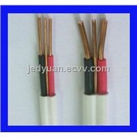 Flat Twin and Earth Cable