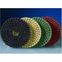 Flexible Polishing Pad for stone