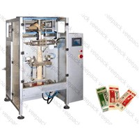 Folded-Bag-Filling-Packaging-Machine