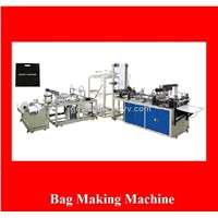 Full Automatic nonwoven Fabrics Bag-making machine