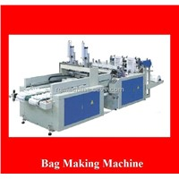 Full Automatic High Speed T-Shirt Bag-Making Machine