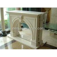 Granite / Marble Fireplaces/ Carving
