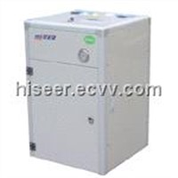 Ground Source Heat Pump with Cooling