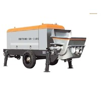 HBT80 Diesel Engine Concrete Pump/Electric Pump
