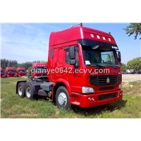 HOWO 6X4 TRACOTR TRUCK ZZ4267S3247VK