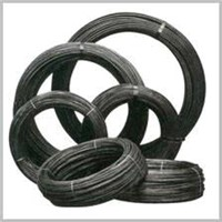 Hard Black Iron Wire