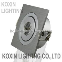 High Power Ceiling Light - 1w