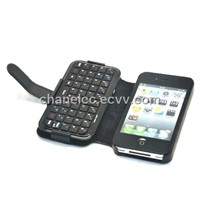 IPHL 403,iPhone leather case with keyboard