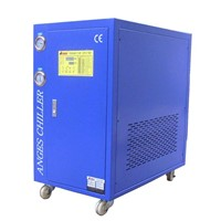Industrial chiller-water cooled and air cooled