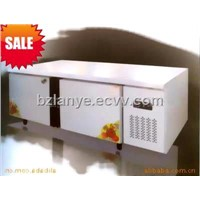 Industril worktop freezer / countertop refrigerator