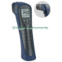 Infrared Thermometer/Pressure Gauge ST1450