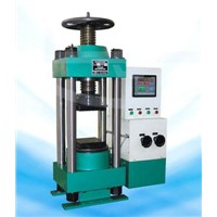 JYS-2000A digital display building materials compression testing machine