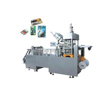 Intelligent Paper/Plastic Packing Machine (JZS-500)